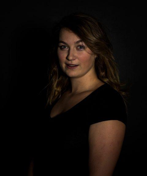 Portrét Katky