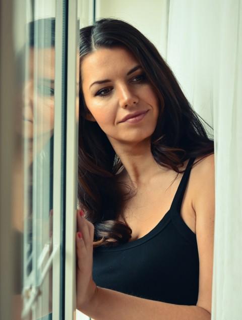 Petra u okna