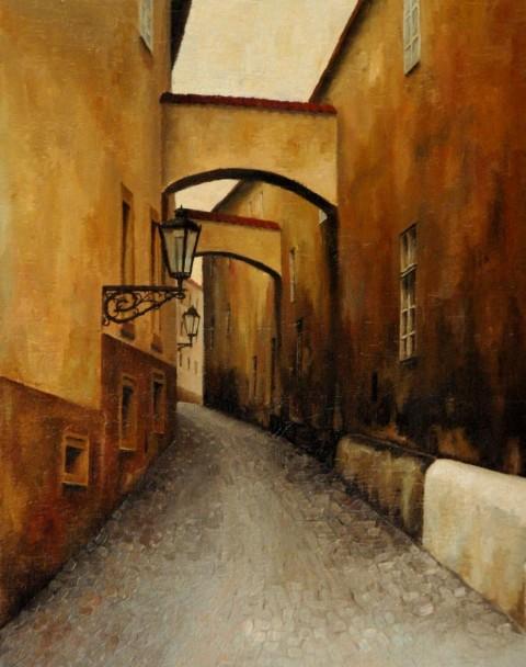 Pražské zákoutí
