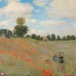 Claude Monet Vlčí máky
