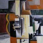 Kopie obrazu Pablo Picassa