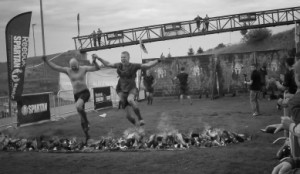 Spartan race skok